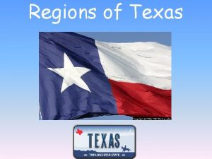 Regions of Texas How many regions are in