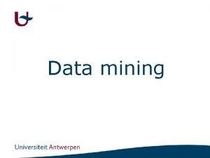 Data mining Data mining Sequence information Mapping information