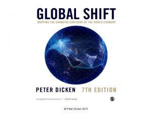 Peter Dicken 2015 The Uneasy Relationship Between Transnational