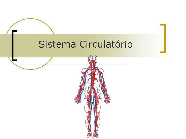 Sistema Circulatrio Sistema Circulatrio Sangue n n n