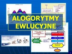 ALOGORYTMY EWLUCYJNE FITNESS F COMPUTATION START FITNESS F