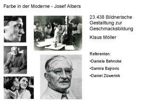 Farbe in der Moderne Josef Albers 23 438
