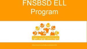 FNSBSD ELL Program https www k 12 northstar