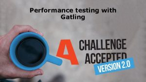 Performance testing with Gatling IntroAgenda Performance testing overview