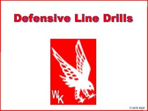 Defensive Line Drills Defensive Line Drill Library DL