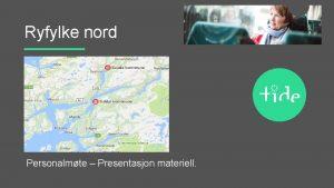 Ryfylke nord Personalmte Presentasjon materiell Busstyper Ryfylke Nord