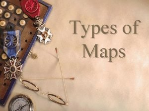 Types of Maps Political w Political maps show