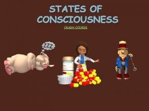 STATES OF CONSCIOUSNESS CRASH COURSE Sleep crash course