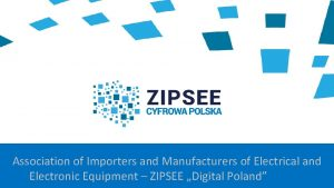 Association of Importers and Manufacturers of Electrical and