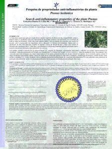 2 Congresso Iberoamericano de Fitoterapia 1 Congresso da