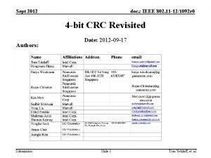 Sept 2012 doc IEEE 802 11 121092 r
