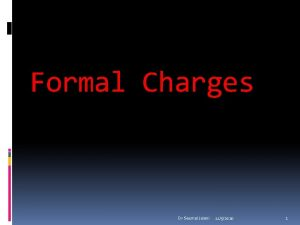 Formal Charges Dr Seemal Jelani 1152020 1 Formal