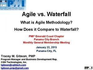 Agile vs Waterfall What is Agile Methodology How