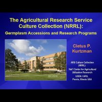 The Agricultural Research Service Culture Collection NRRL Germplasm