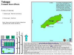 Tobago 11 55 N Probable Storm Effects Points