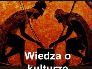 Wiedza o skojarzenia wiedza o kulturze kongres kultury