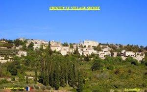 crestet le village secret Prsent par Nicole Automatique