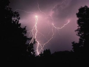 Lightning Lightning is a discharge of electrical energy