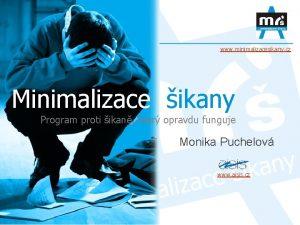 www minimalizacesikany cz Minimalizace ikany Program proti ikan