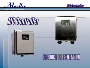 WATER CONDITIONING INC WATER CONDITIONING INC The MC