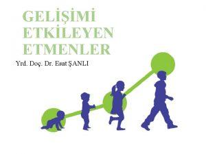 GELM ETKLEYEN ETMENLER Yrd Do Dr Esat ANLI