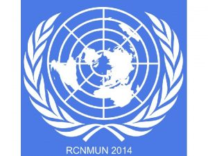 What is the United Nations The United Nations