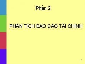 Phn 2 PH N TCH BO CO TI