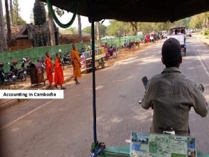 Accounting in Cambodia Why Cambodia Beautiful Nation Interesting