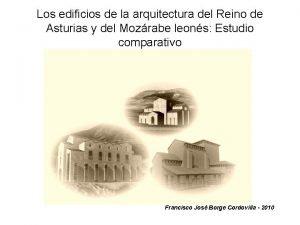 Los edificios de la arquitectura del Reino de