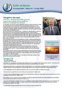 Faith at Home Growing Faith Week 16 13