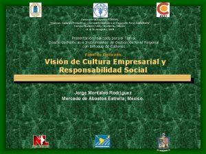 Seminario de Expertos FODEPAL Alianzas Cadenas Productivas y