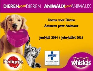 Dieren voor Dieren Animaux pour Animaux junijuli 2014