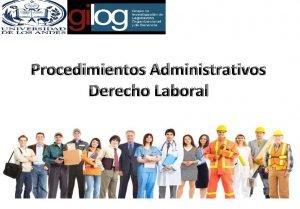 Procedimientos Administrativos Derecho Laboral A R T Falta