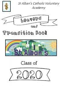St Albans Catholic Voluntary Academy Name Birthday Eye
