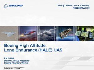 Boeing Defense Space Security Phantom Works Boeing High