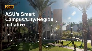 What is Smart Campus City Region CCR Smart