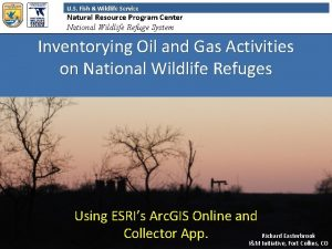 U S Fish Wildlife Service Natural Resource Program