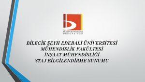 BLECK EYH EDEBAL NVERSTES MHENDSLK FAKLTES NAAT MHENDSL