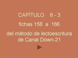 CAPTULO 8 3 fichas 158 a 166 del