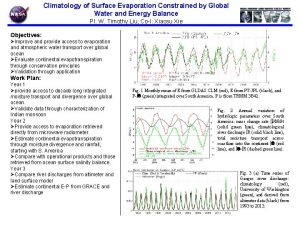 Climatology of Surface Evaporation Constrained by Global Water