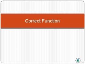 Correct Function Batch load Error Process AQS Batch