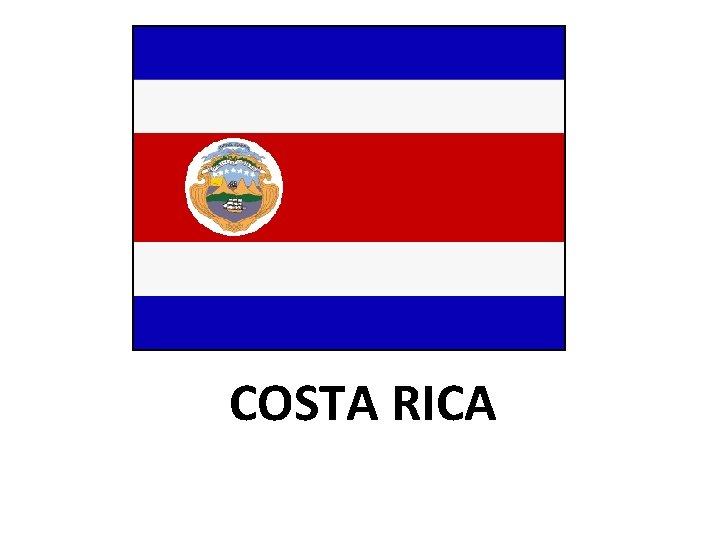 COSTA RICA SITUACIN XEOGRFICA Costa Rica denominado oficialmente