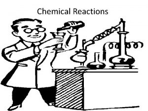 Chemical Reactions Chemical Reactions Study Guide Chpt 9