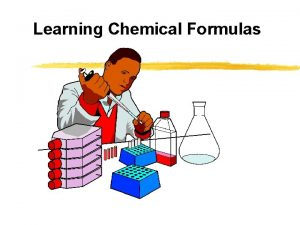 Learning Chemical Formulas Simple Ionic Compounds Concept Ionic