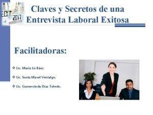 Claves y Secretos de una Entrevista Laboral Exitosa