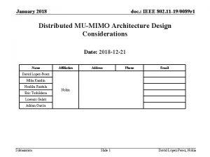 January 2018 doc IEEE 802 11 190089 r