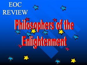 EOC REVIEW 1200s Thomas Aquinas wrote about natural