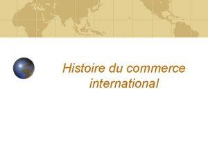 Histoire du commerce international Lantiquit Les romains Citation