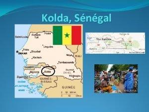 Kolda Sngal Quelques chiffres Nombre dhabitants dans la