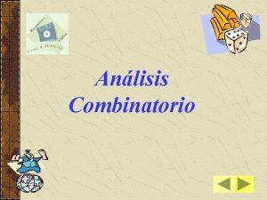Anlisis Combinatorio Trabajo Practico N 5 Anlisis Combinatorio